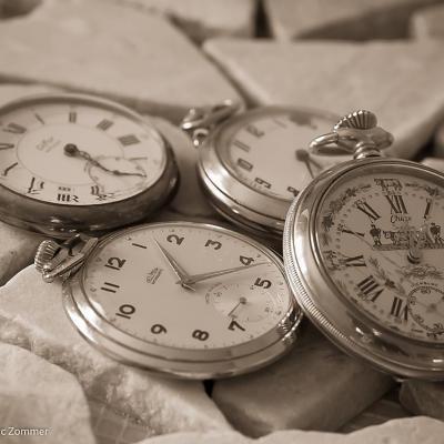A la poursuite du temps