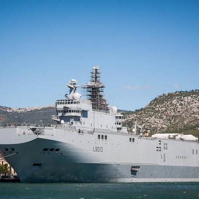La rade de Toulon