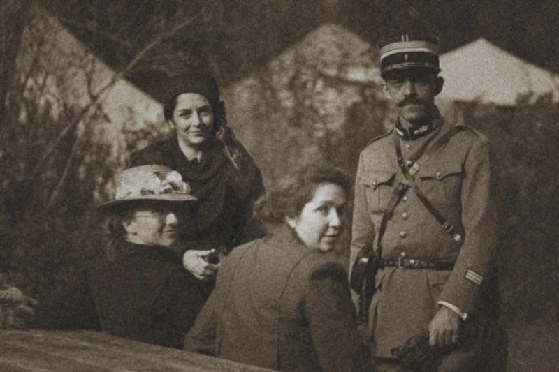 Centenaire Guerre 1914-1918 -  Marc Zommer Photographies