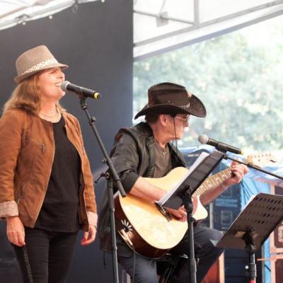 Fabienne et Yvon
