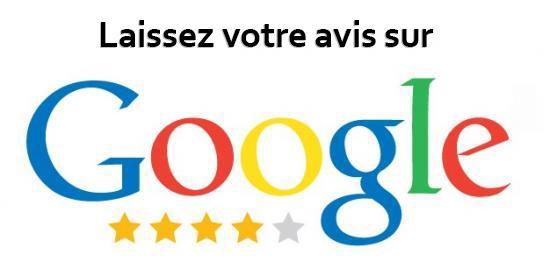 Votre avis sur Google