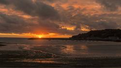 Erquy eglise couchers de soleil marc zommer photographies 62