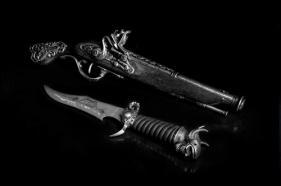 Pistolet poignard 1 marc zommer photohraphies