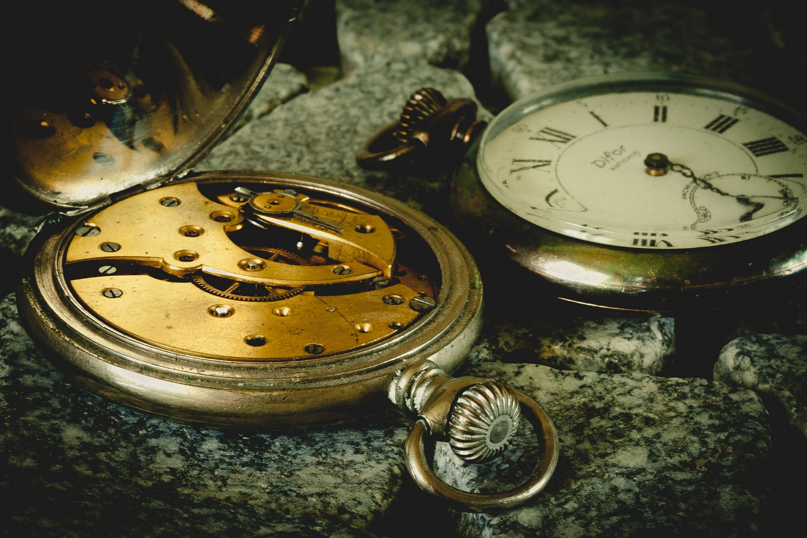 Montres anciennes - Marc Zommer Photographies