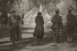 Reconstitution guerre 1914 1918 marc zommer photographies 3 cepia copie