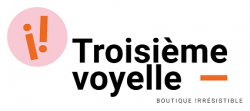 Troisieme voyelle logo