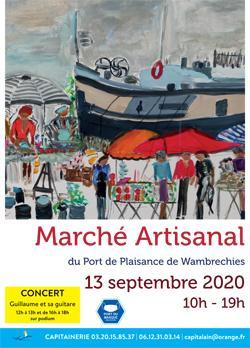 Wambrechies 13 septembre marche artisana 2020 marc zommer photographies